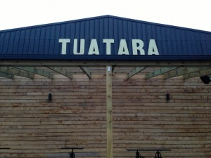 "We owe a huge ""thank you"" to Kapiti local brewers Tuatara for supporting the Local Table project."